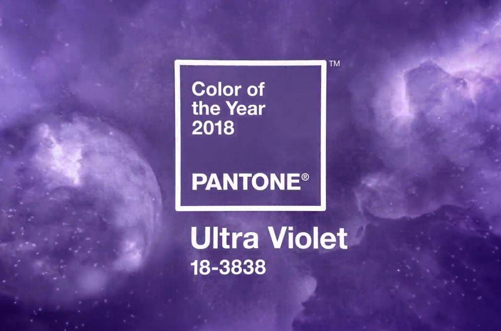 Ultravioleta: inspiração para moda, design e decoração em 2018