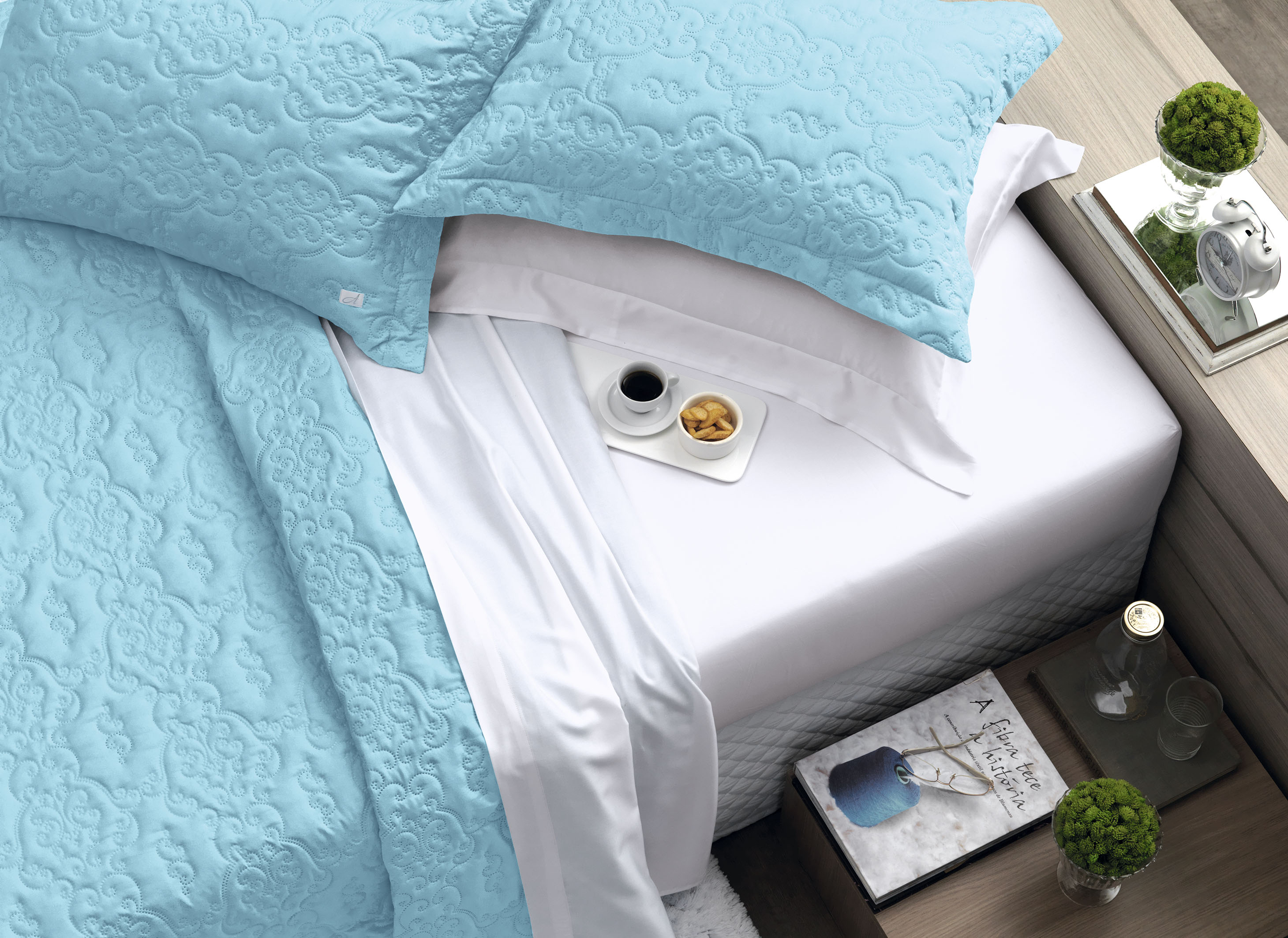 Três coisas para observar antes de comprar itens para a cama