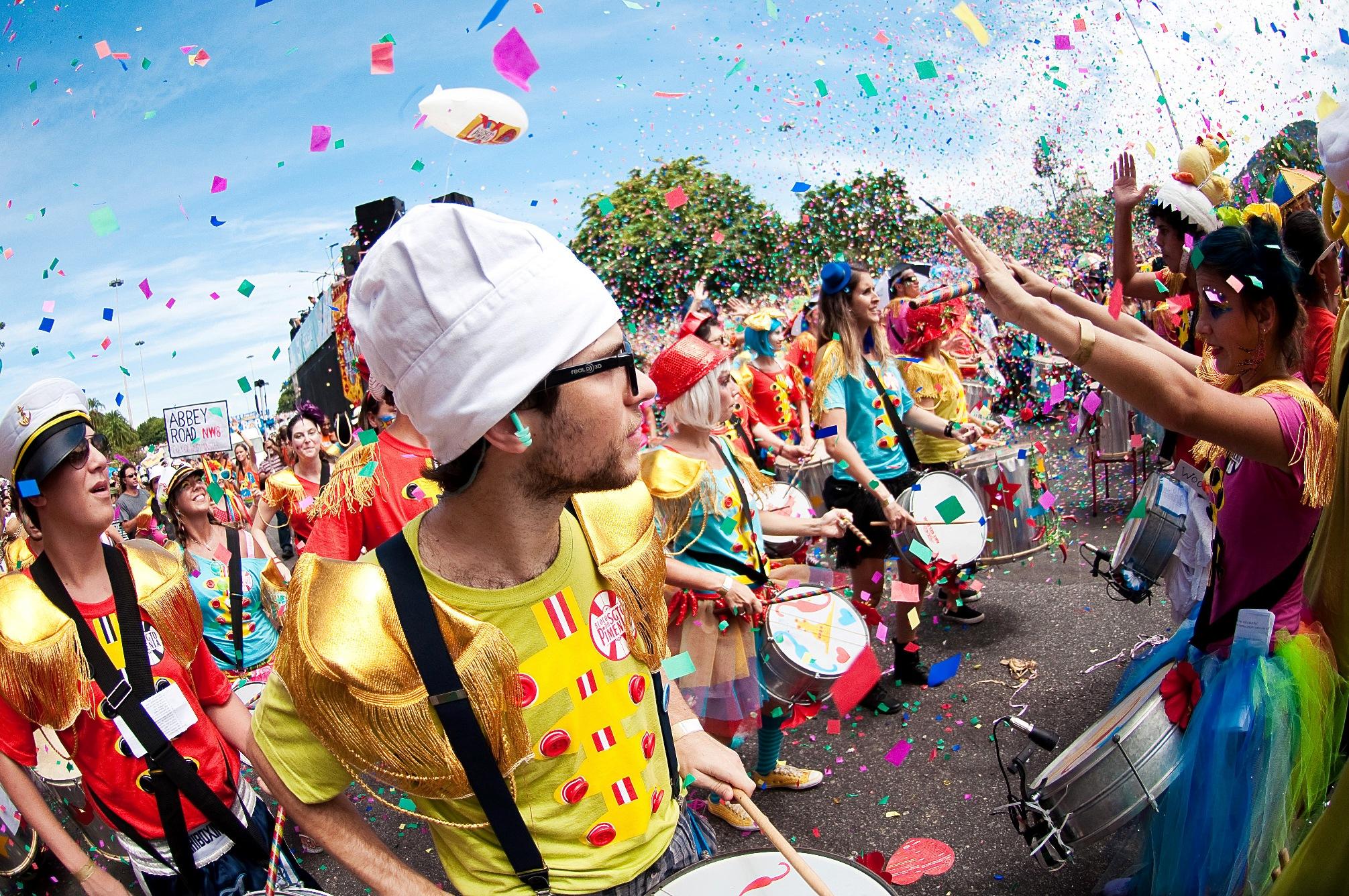 Carnaval sem drama: folia ou descanso?