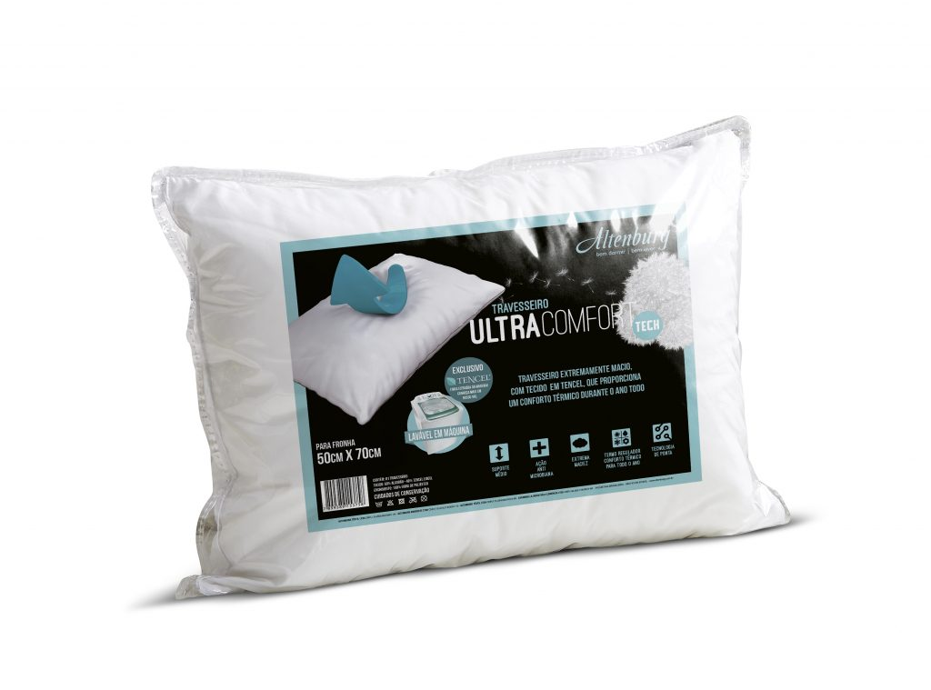 travesseiros tecnológicos