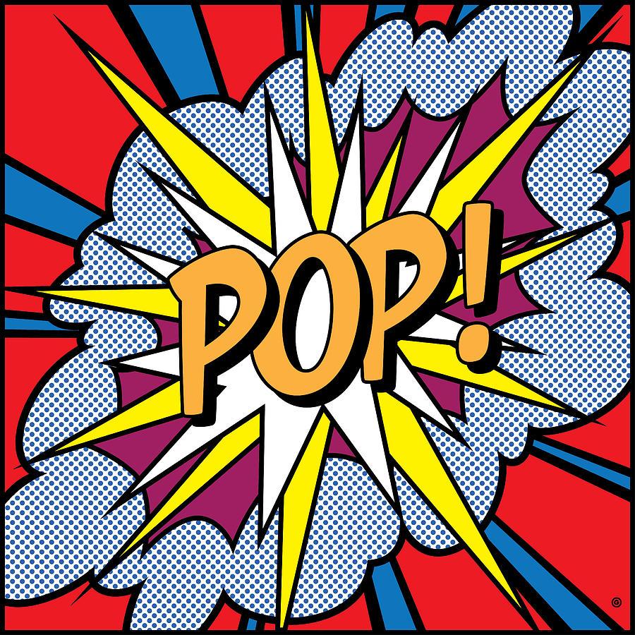 É Arte pop ou Pop Art?