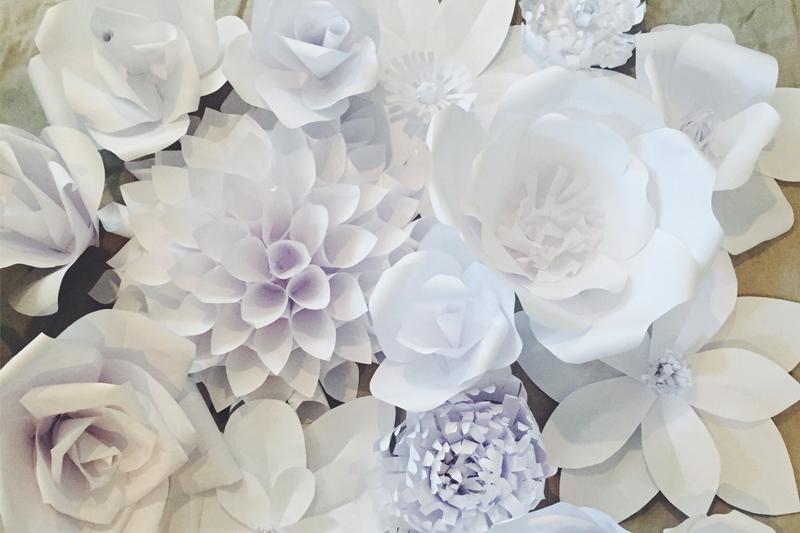 Qualquer forma de flor vale a pena