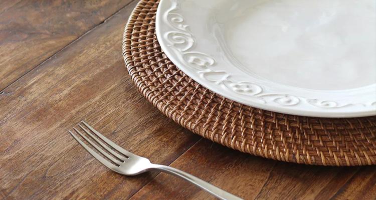 Sousplat: um acessório para dar mais charme à mesa