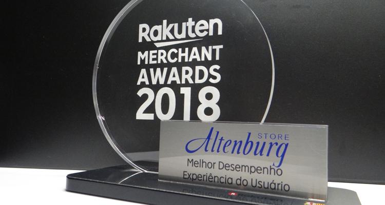 Altenburg Store é premiada em evento nacional