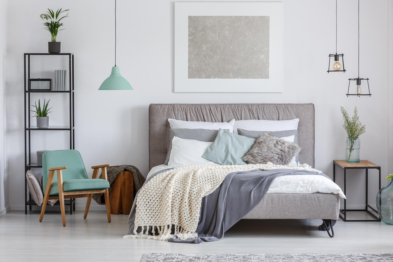 Como combinar a decoração do quarto com a roupa de cama