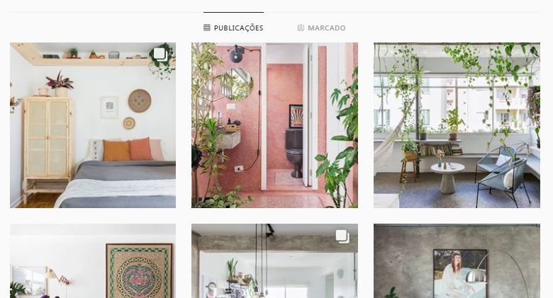 Três perfis no Instagram para quem gosta de decoração