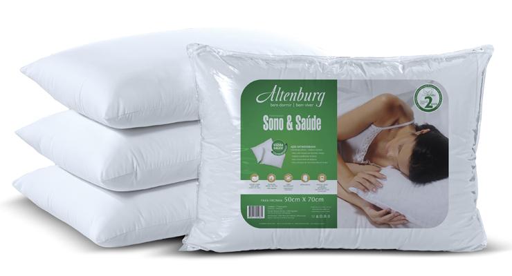 Qual é o travesseiro certo para quem dorme de lado?