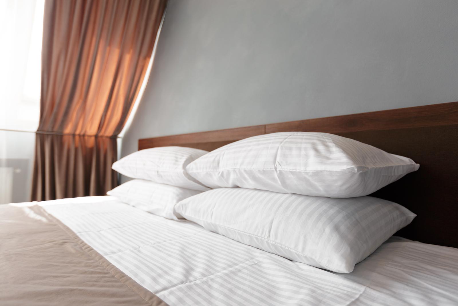Como higienizar travesseiros?