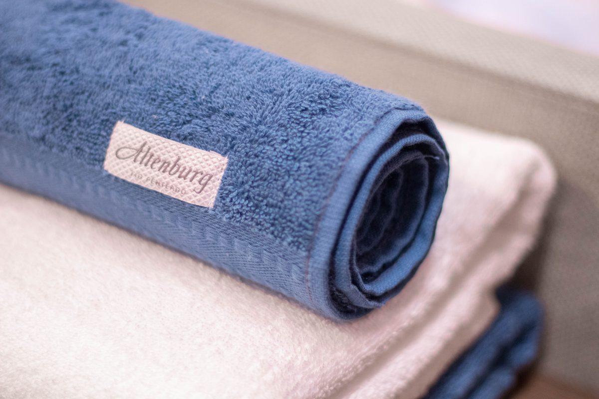 Como cuidar corretamente das toalhas de banho