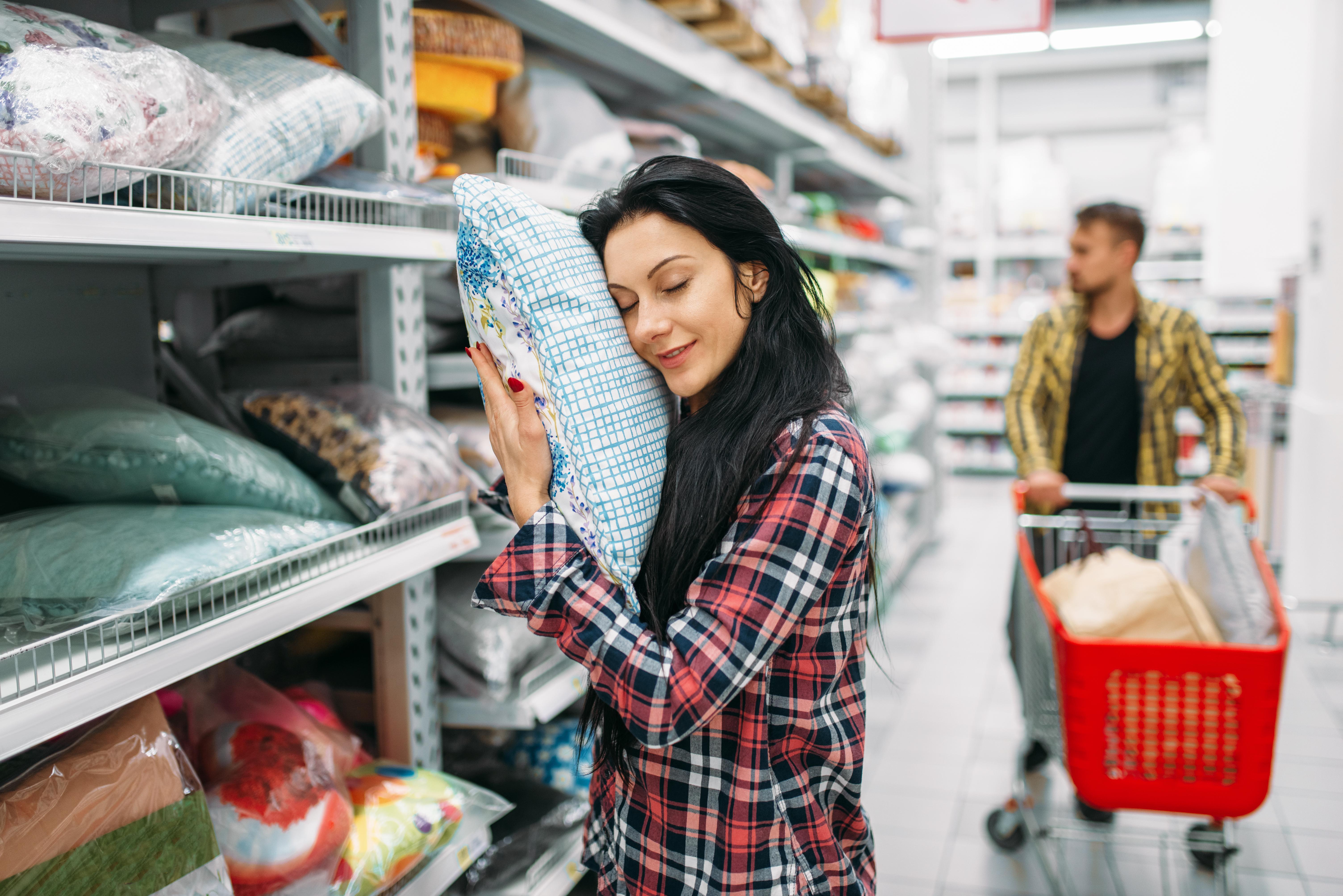 Qual densidade escolher para seu travesseiro?