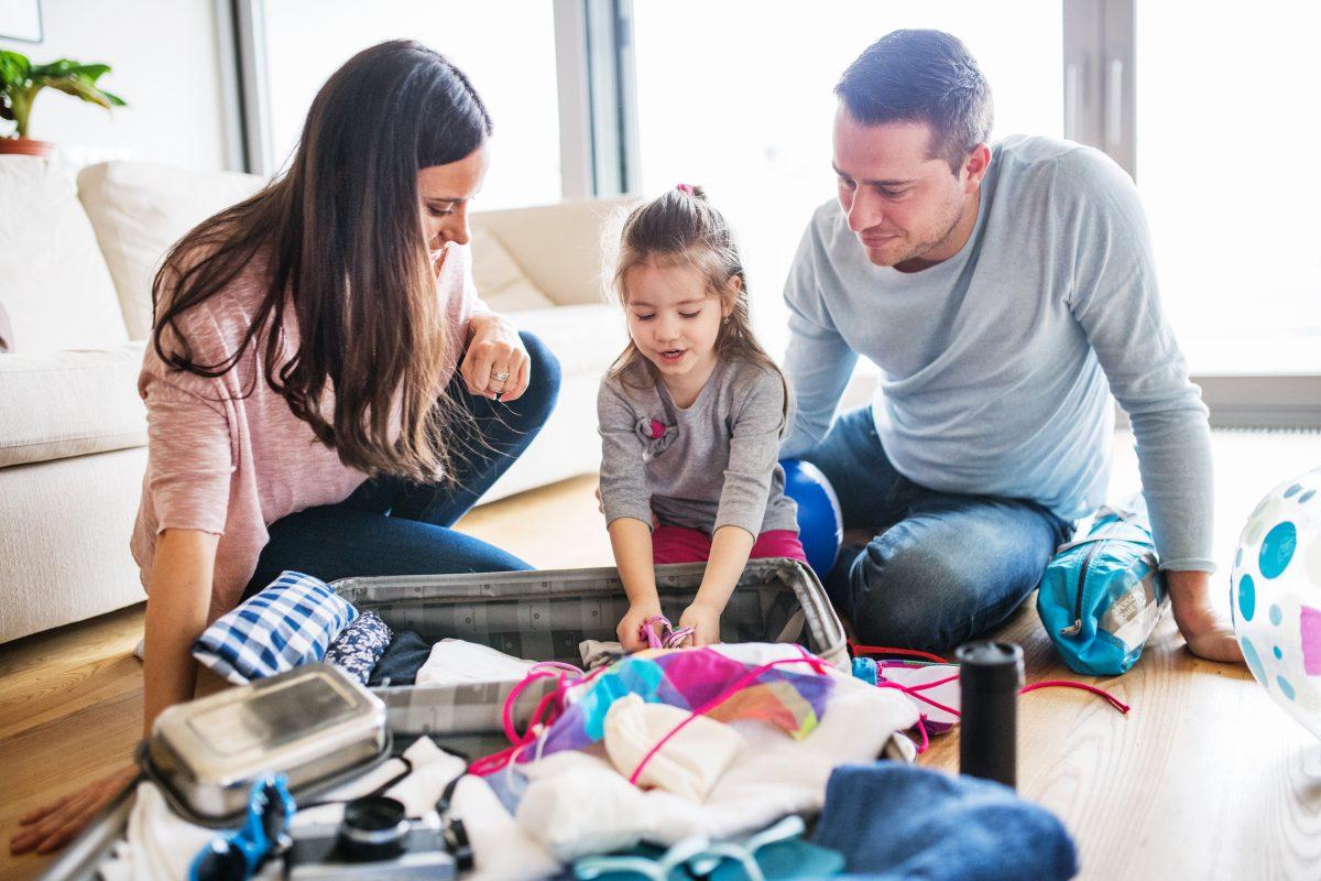 6 dicas para aproveitar as férias em família