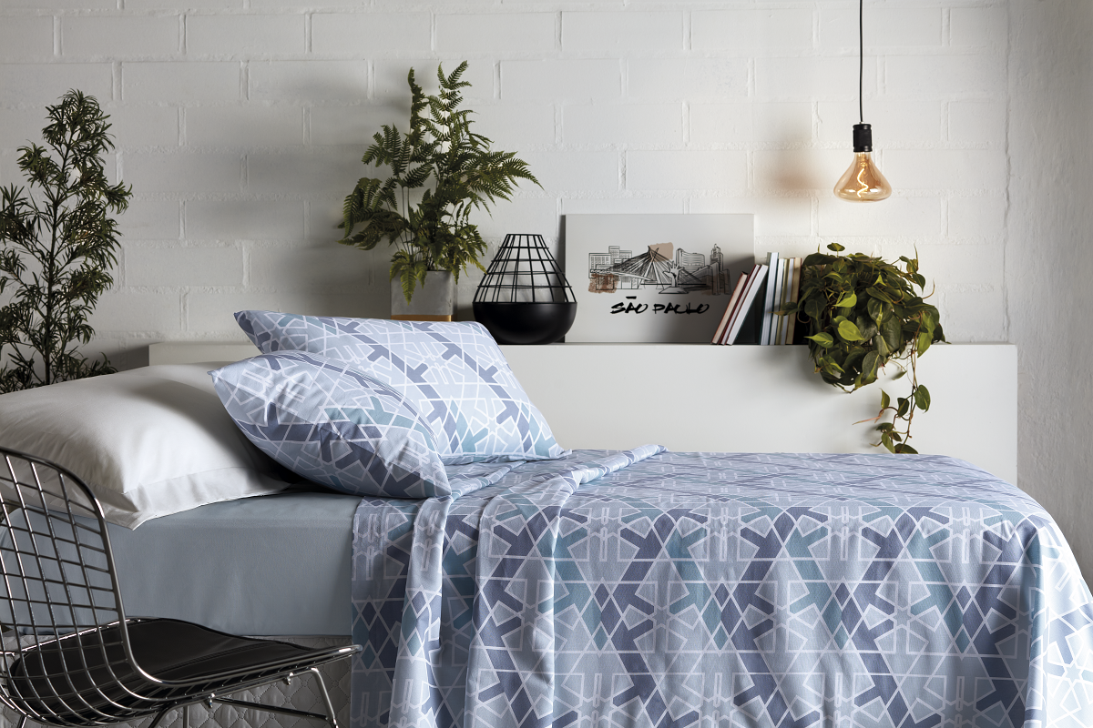 Escolha a melhor colcha para sua cama