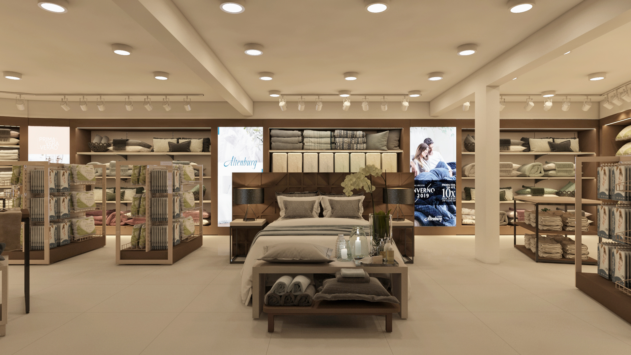 Nova loja conceito, mais proximidade com você