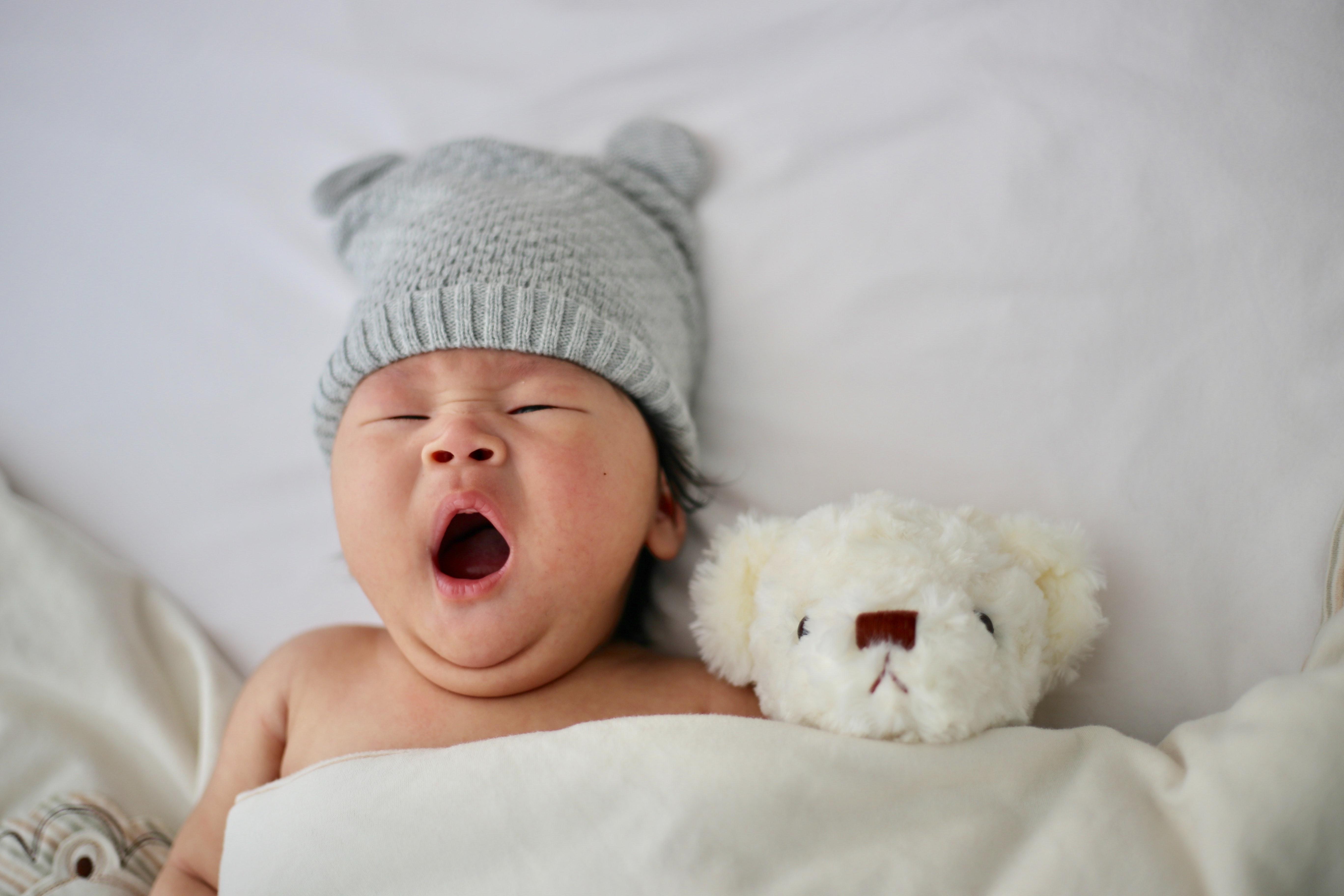 Seu bebê não dorme? 5 dicas para melhorar o sono dele
