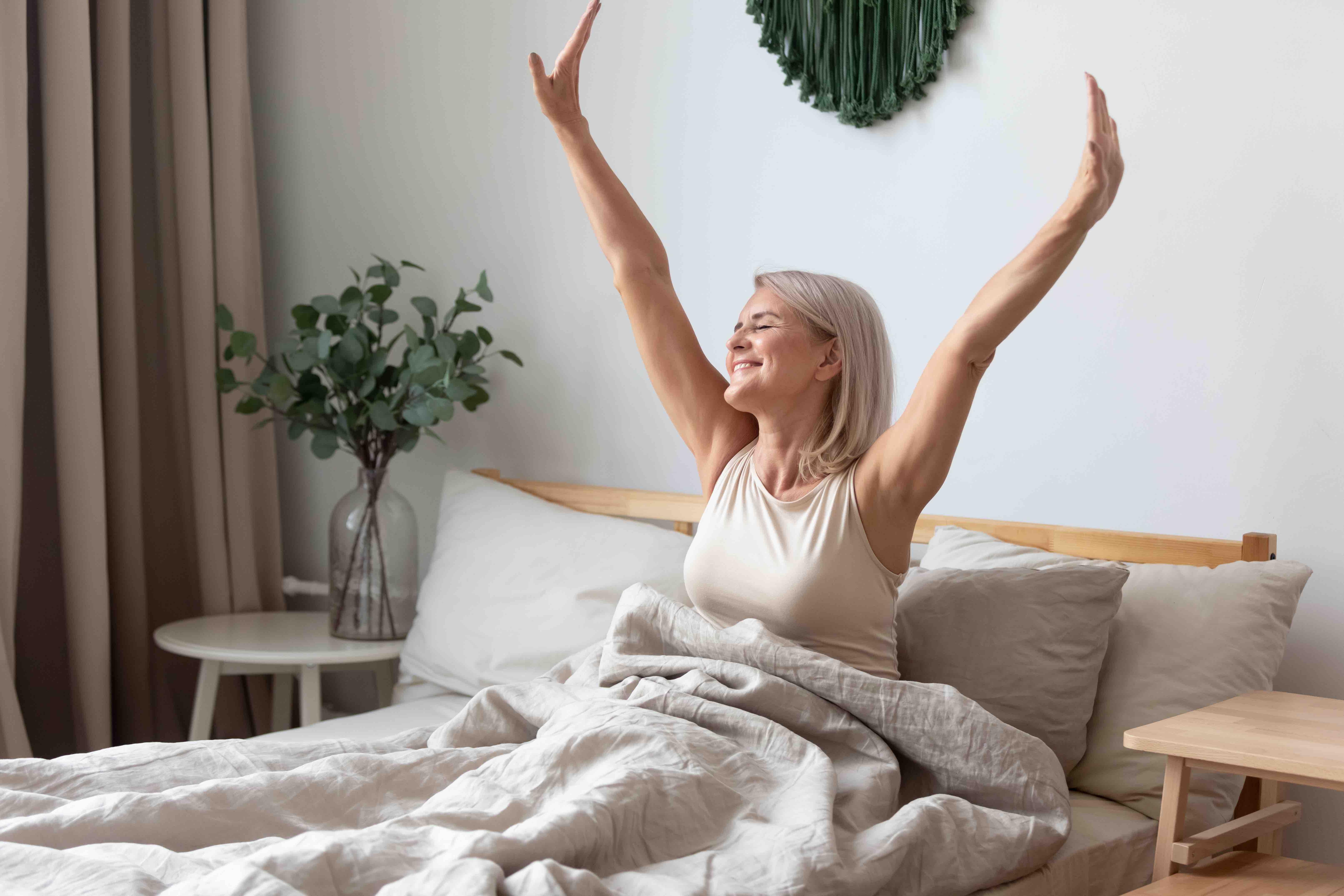 Como dormir melhor conforme envelhecemos