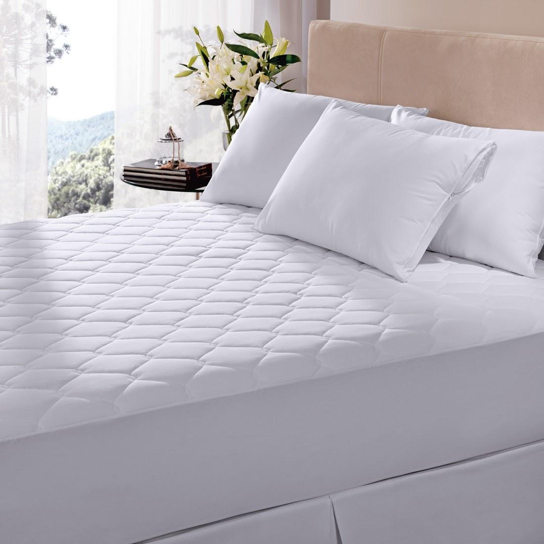 Protetores de colchão e travesseiro: sua saúde agradece