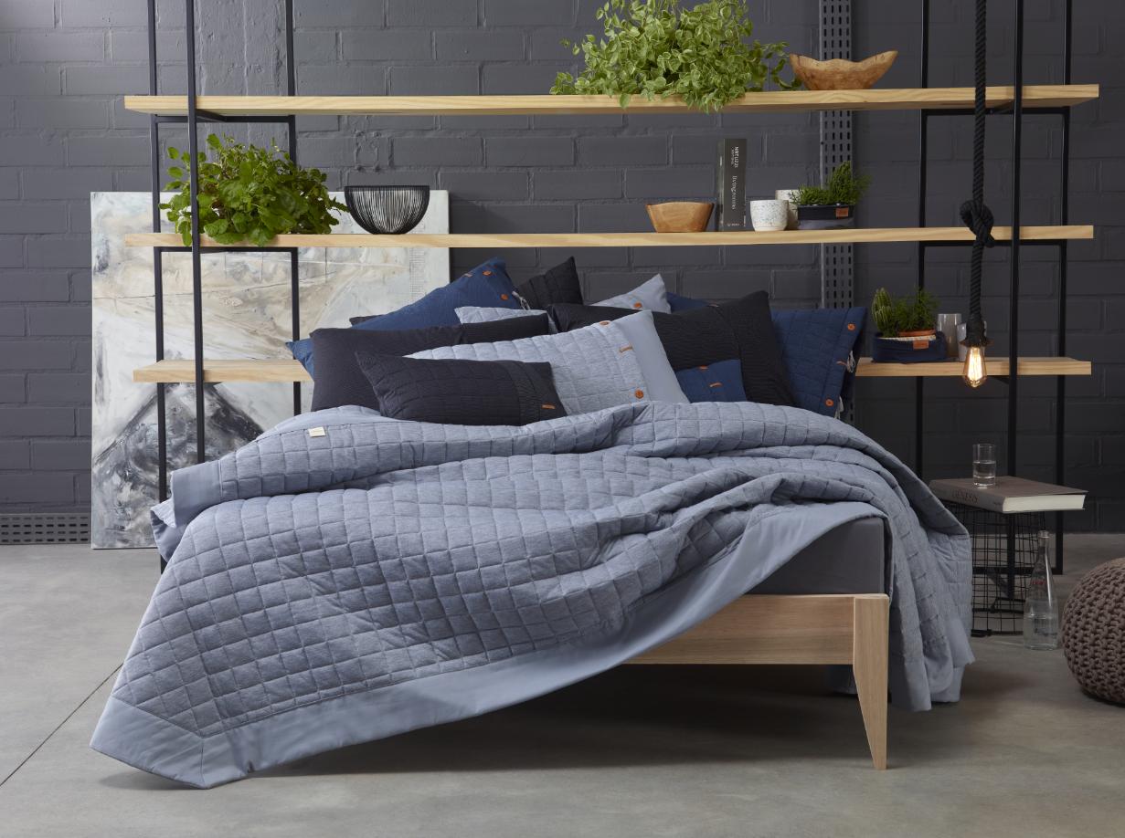 Roupa de cama: a responsável por mudar o estilo do quarto