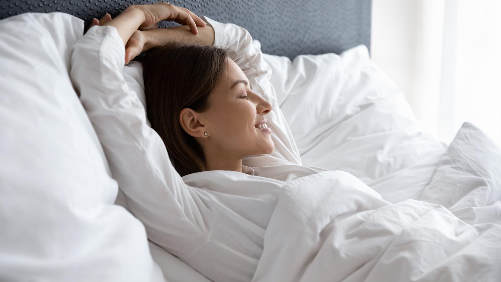 Não consegue ficar confortável para dormir? Experimente essa técnica