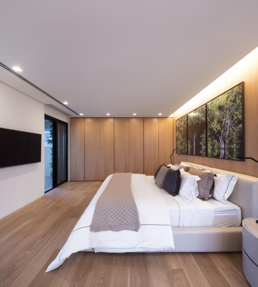 Iluminação ideal para o quarto: mais conforto ao pegar no sono