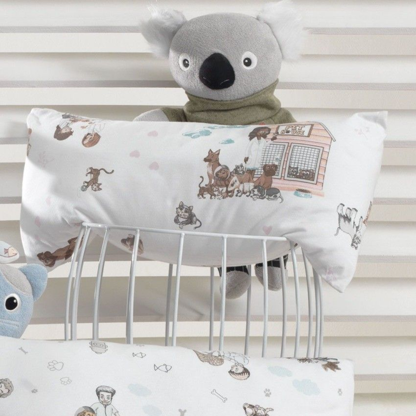 travesseiro body pillow guarda corpo para bebe altenburg