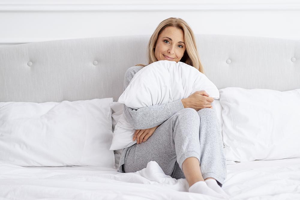 Porque e quando devo trocar o meu travesseiro?