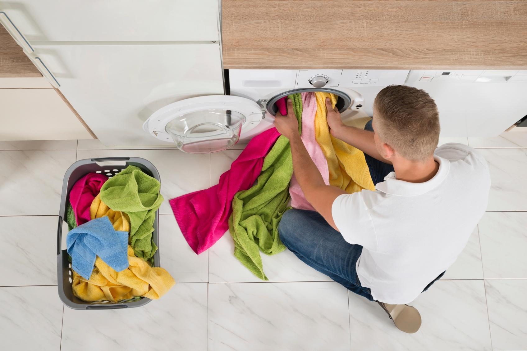 Os erros mais comuns ao lavar as toalhas de banho
