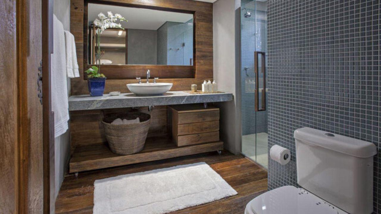 Dicas criativas para deixar o banheiro organizado