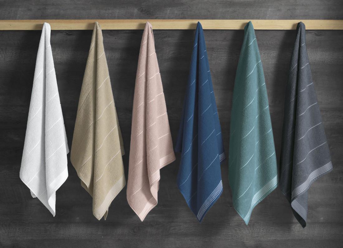 Dicas de como escolher a toalha de banho