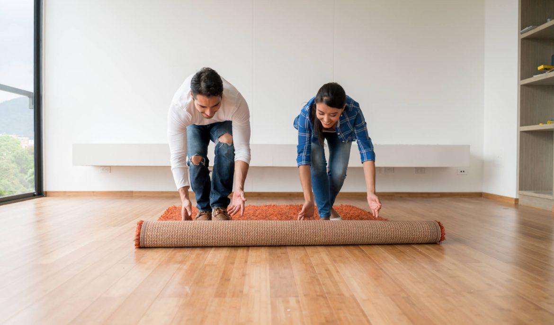 Dicas para usar os tapetes na decoração da sua casa