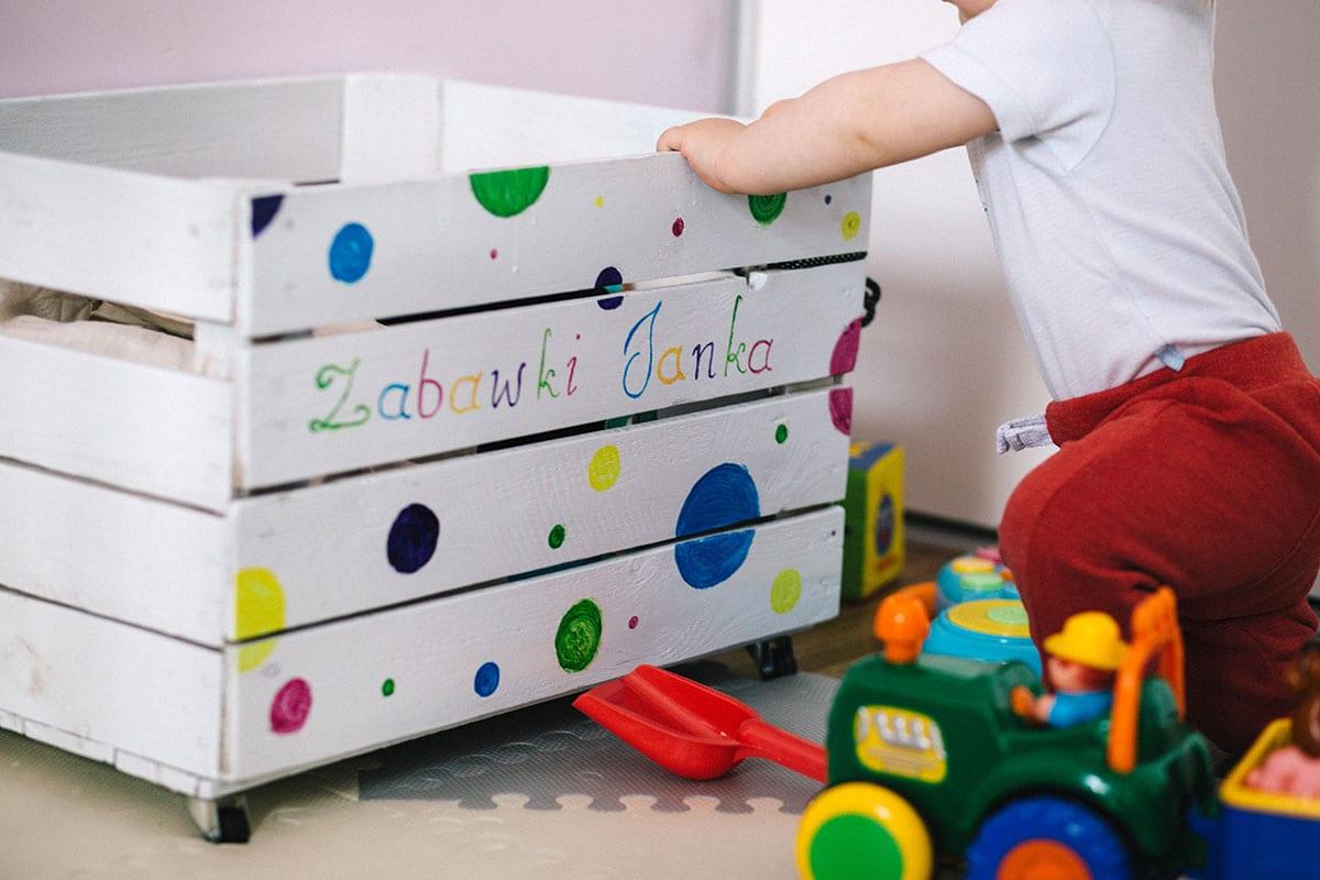 Como organizar brinquedos no quarto das crianças?